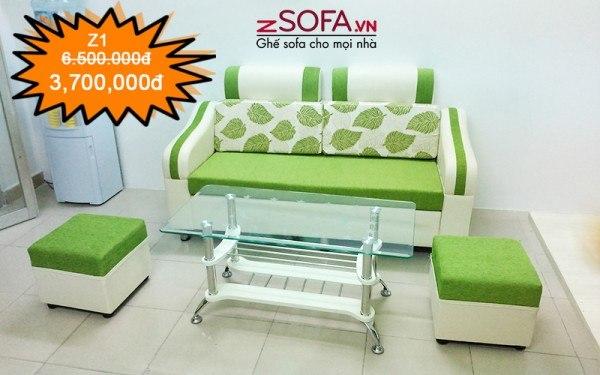 Ghế sofa nhỏ đẹp của zSofa - Sofa phòng khách cho mọi nhà