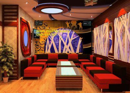 sofa karaoke
