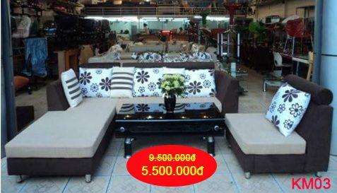 Ghế sofa đẹp và chất lượng cho phòng khách