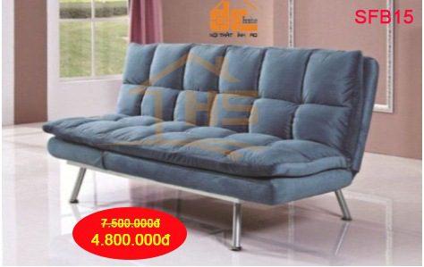 Sofa giường chất lượng bán ở hcm