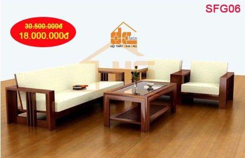 Ghế sofa đẹp và giá rẻ cho phòng khách