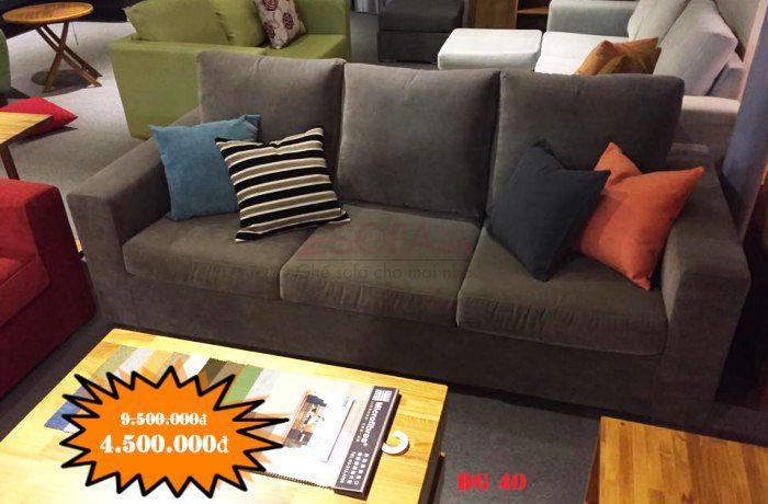 Ghế sofa văng cho phòng khách