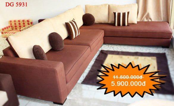 Sofa góc của zSofa - chất lượng và giá rẻ