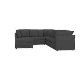 Ghế sofa chữ L Z84 (modul ghép lại thành giường)