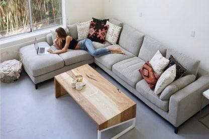 Ghế sofa chữ L Z89