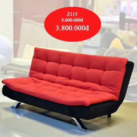 Sofa giường cho phòng khách lớn