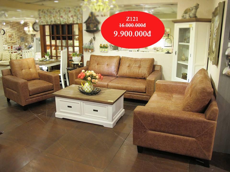 Ghế sofa cao cấp cho phòng khách lớn