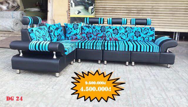 Địa chỉ bán ghế sofa giá rẻ ở hcm - zSofa