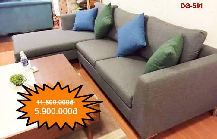 Sofa phòng khách lớn zSofa