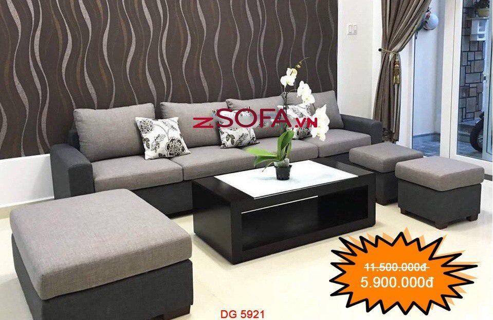 Ghế sofa và bàn trà chất lượng zSofa