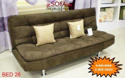 Sofa bed ( sofa giường) và gối zSofa