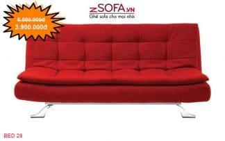 Giường gấp thành ghế sofa của zSofa - tiện lợi và chất lượng