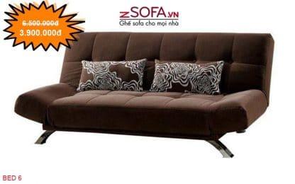 Ghế sofa bed giá rẻ TPHCM của zSofa - chất lượng và giá rẻ