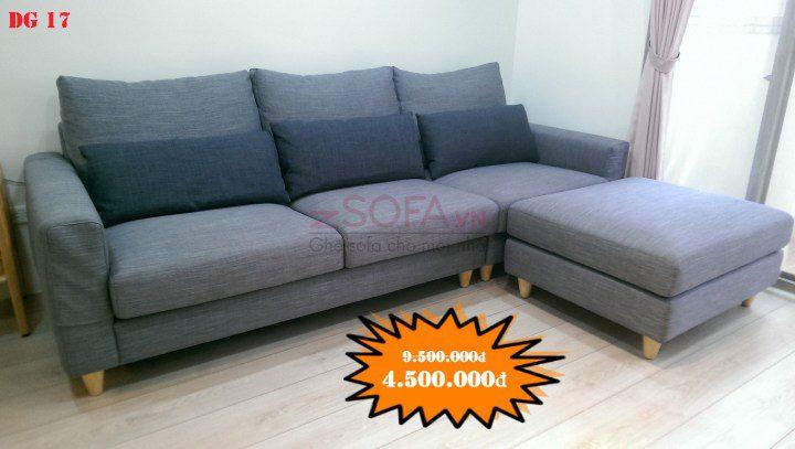 Địa chỉ bán ghế sofa giá rẻ ở Hcm