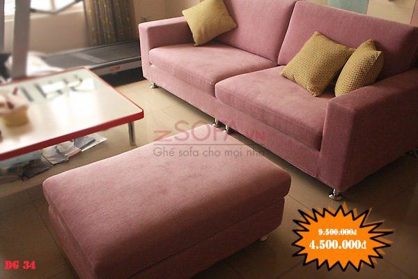 Sofa băng giá rẻ DG34