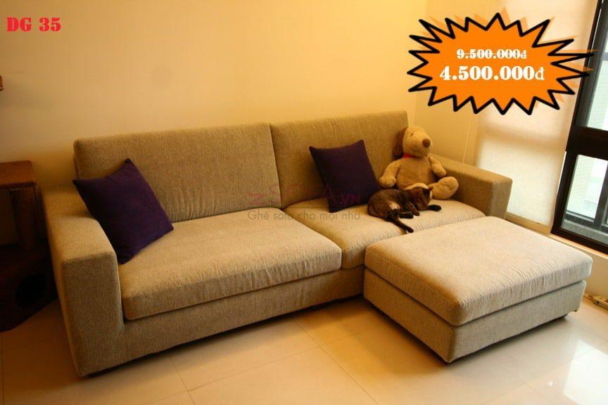Ghế sofa góc nhỏ cho phòng khách zSofa