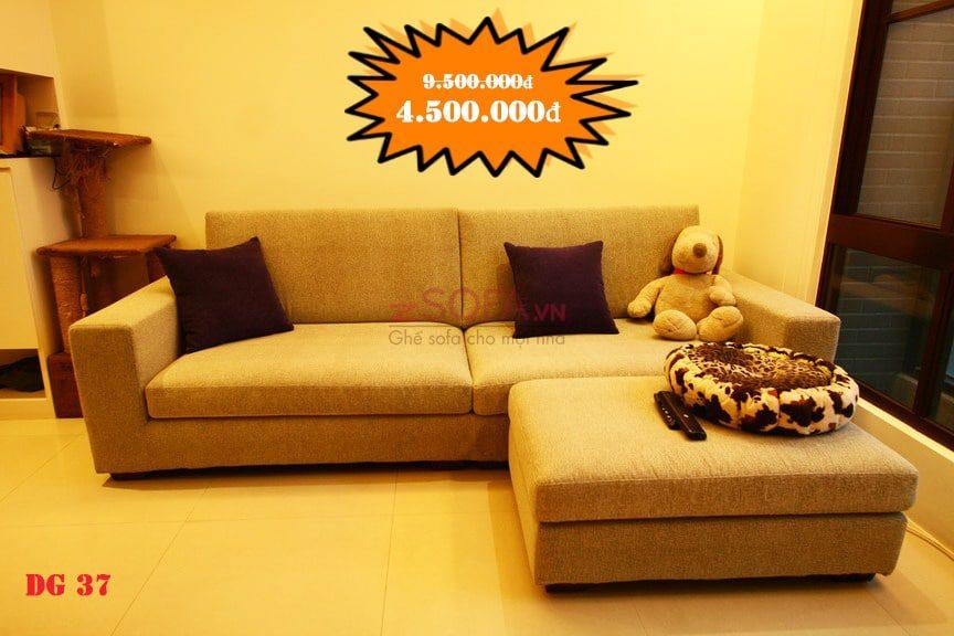 Sofa băng giá rẻ DG37