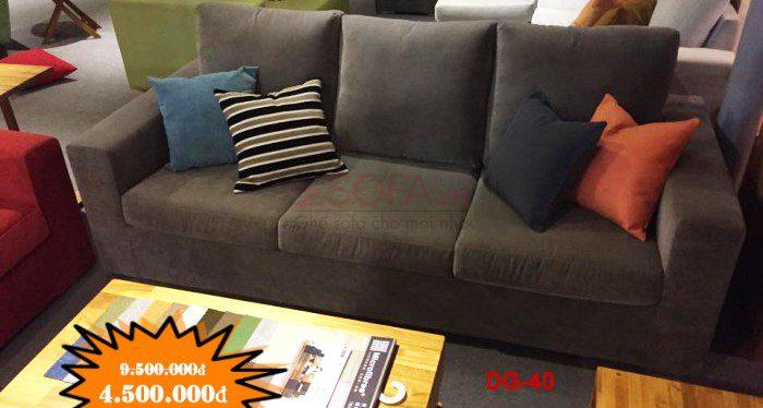 Sofa băng giá rẻ DG40