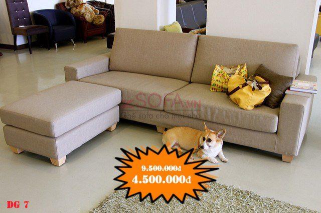 Sofa băng giá rẻ DG7