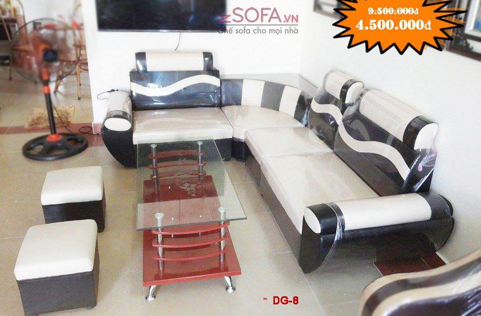 Sofa băng giá rẻ DG8