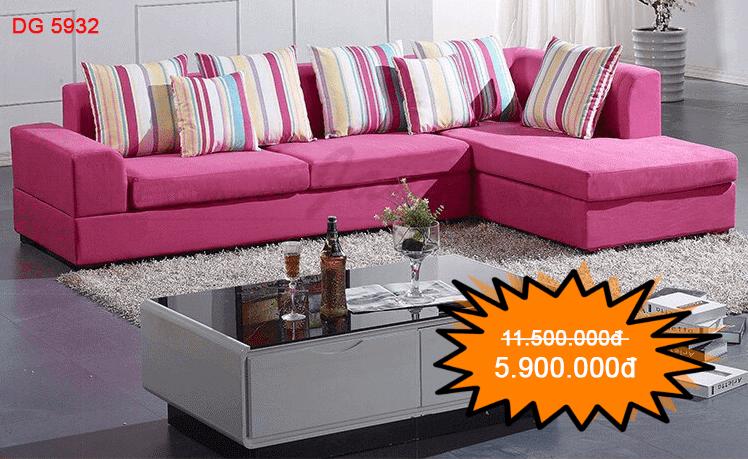 Sofa giá rẻ DG5932