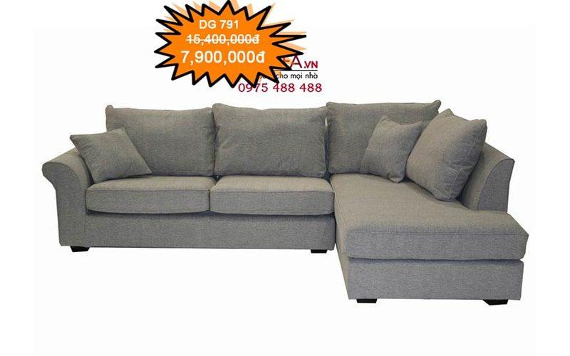 Ghế sofa cao cấp Châu Âu DG791