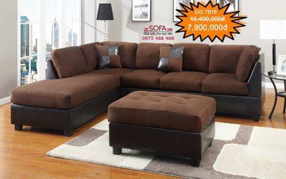 Sofa cao cấp Châu Âu DG7918