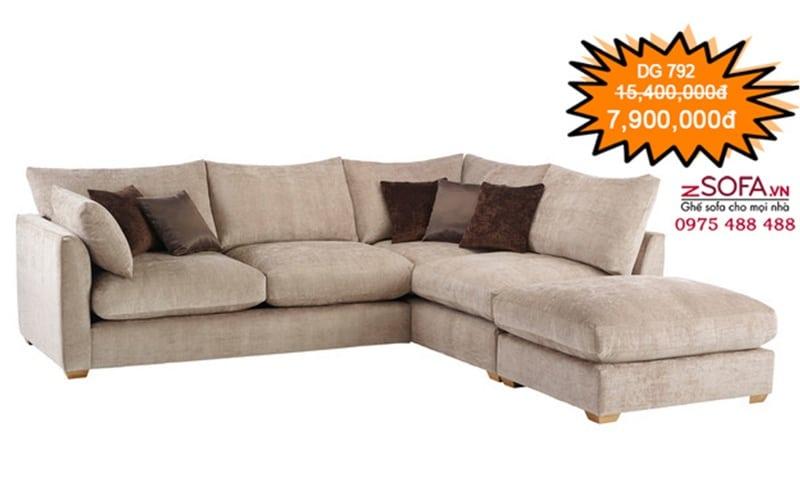 Ghế sofa Châu Âu DG792
