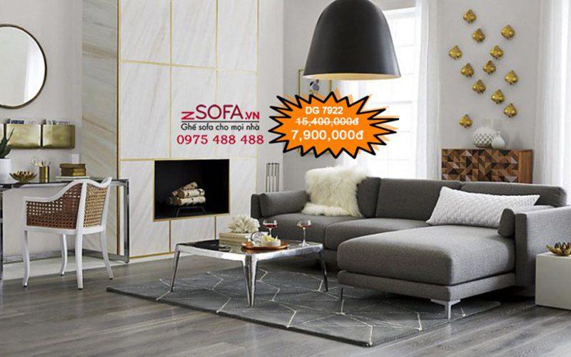 Sofa cao cấp Châu Âu DG7922