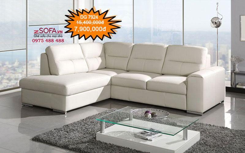 Sofa cao cấp Châu Âu DG7924