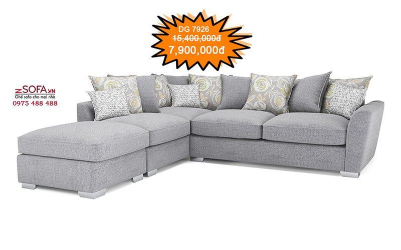 Sofa cao cấp Châu Âu DG7926