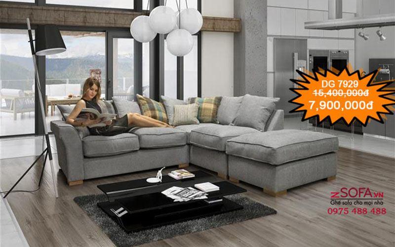 Sofa cao cấp Châu Âu DG7929