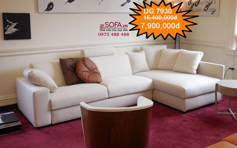 Sofa cao cấp Châu Âu DG7930