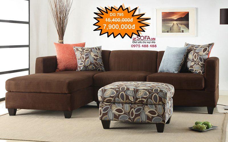 Sofa góc cho phòng khách