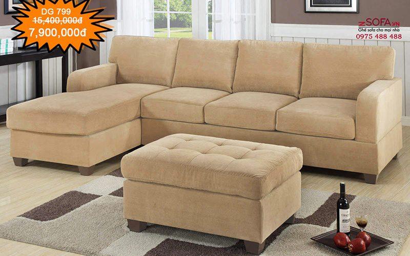Sofa cao cấp DG799