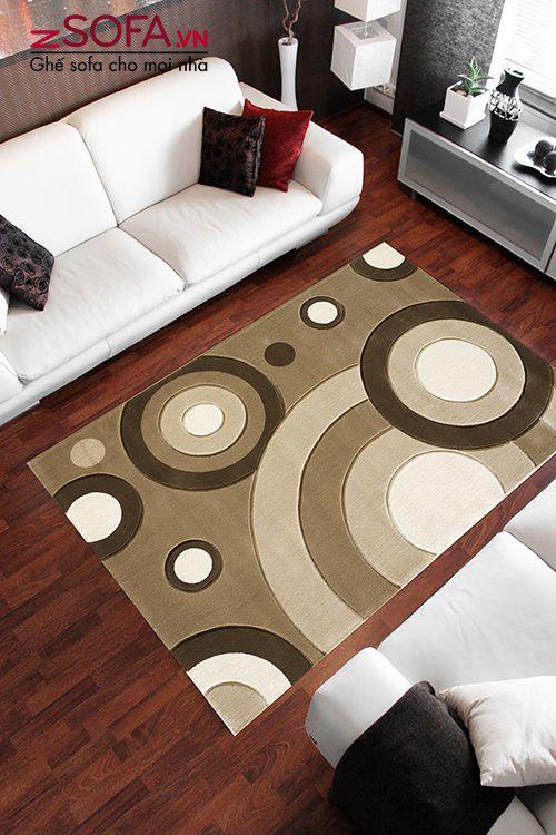 Thảm trải dưới ghế sofa P0005