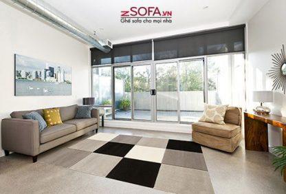 Thảm cao cấp sofa cho phòng khách P0008