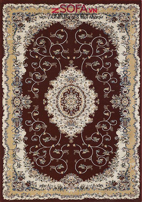 Thảm cổ điển đẹp Thổ Nhĩ Kỳ zSOFA.vn R0002