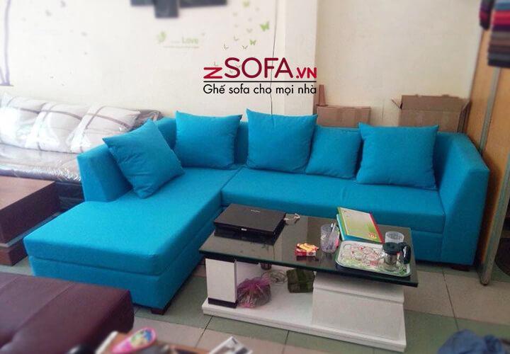 Bộ bàn ghế sofa giá rẻ HCM - zSofa