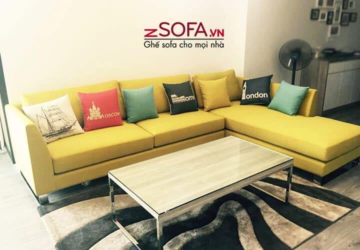 4 phong cach chon ghe sofa cho phong khach