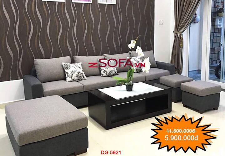 Bán ghế sofa đẹp giá rẻ ở Thành Phố Hồ Chí Minh