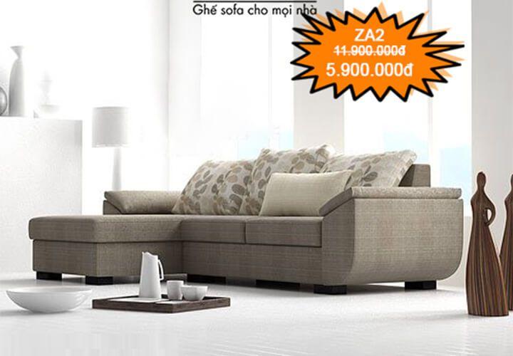 Ghế sofa giá rẻ hcm bán tại zSofa