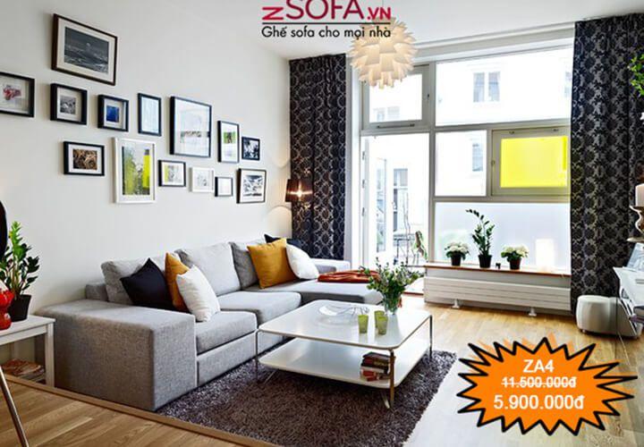 Sofa giá rẻ quận bình tân của zSofa
