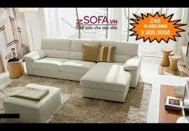 Ghế sofa phòng khách nhỏ giá rẻ và chất lượng