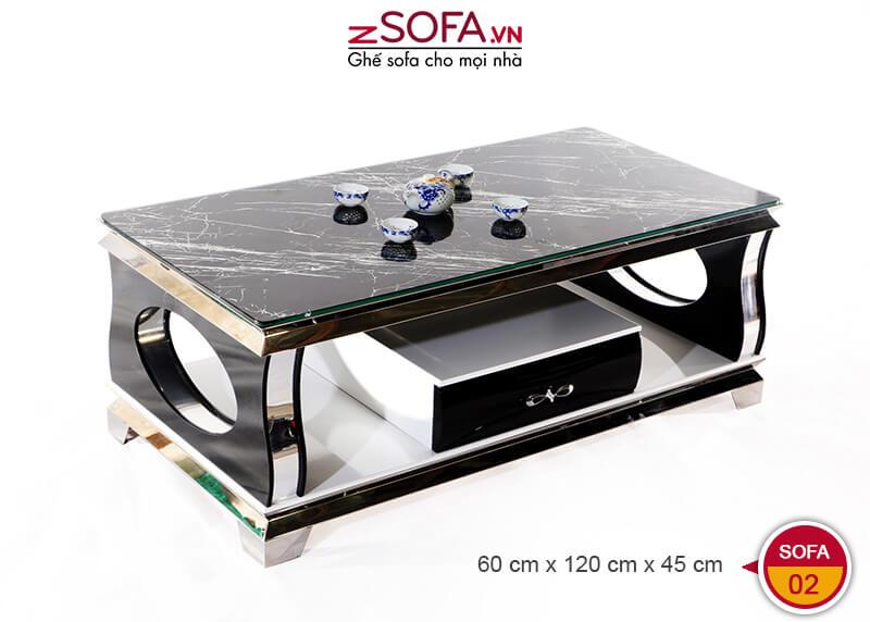 Bàn trà - bàn sofa giá rẻ tại zSofa