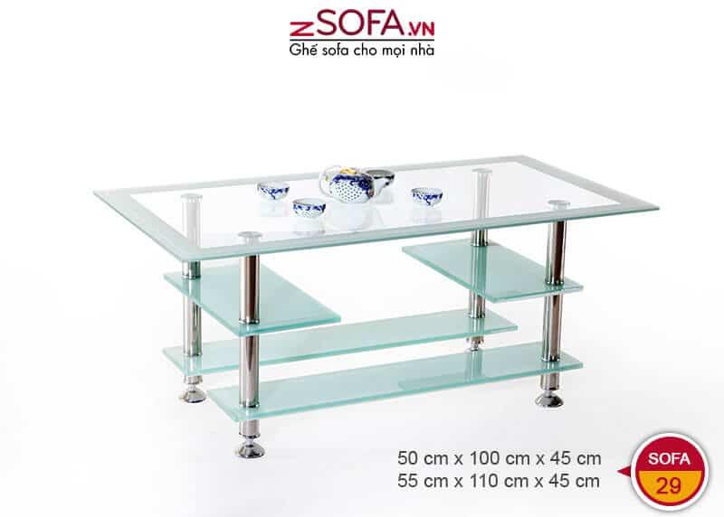 Bàn sofa giá rẻ hcm của zSofa