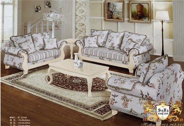 Mẫu ghế sofa da cao cấp cho phòng khách