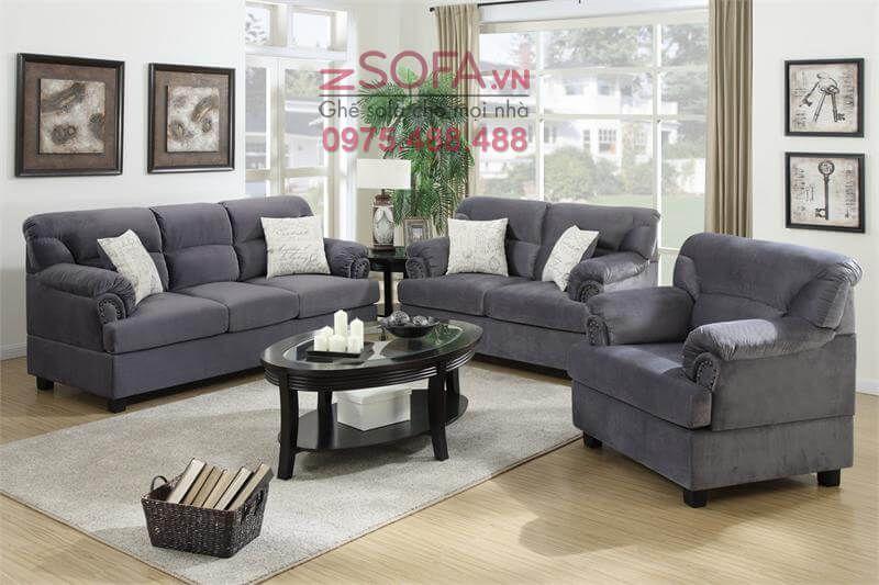 bàn ghế sofa phòng khách nhỏ