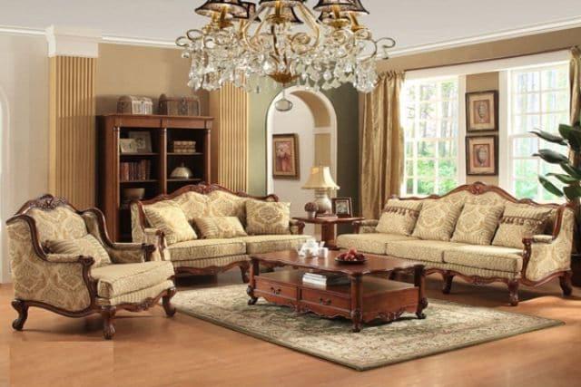 Ghế sofa cao cấp cho phòng khách của zSofa
