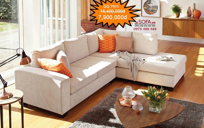 sofa cao cấp kiểu góc hcm